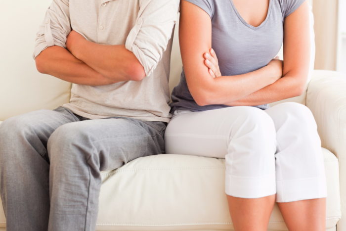 relationships and families under pressure